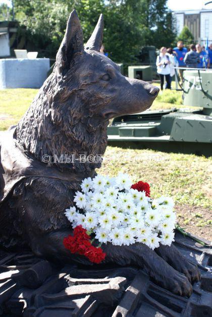 памятник-фронтовой-собаке-поклонная-гора