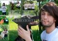 Светский репортер Леван Тодуа  - благотворительная фотосессия в приюте Щербинка