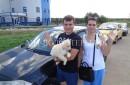 Наш чудесный мальчик уехал домой — в новую семью к Виталию и Татьяне