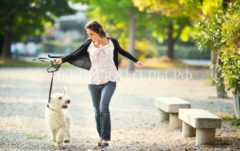 Собака в доме - секрет долгой и здоровой жизни человека
