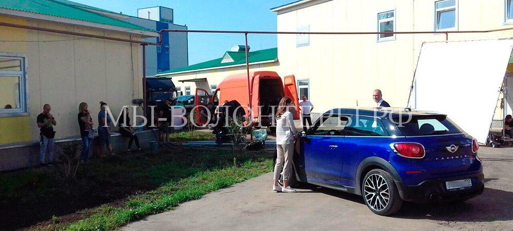 Телеканал Россия выбрал приют Щербинка из 8 приютов Москвы для съемки сериала