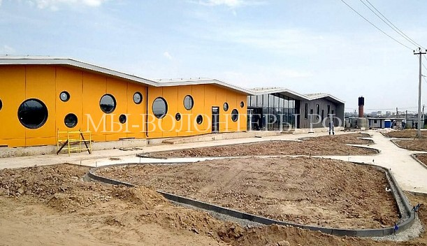 Строительство Центра реабилитации животных в Подмосковье