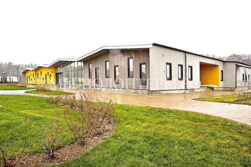 Завершено строительство центра реабилитации бездомных животных