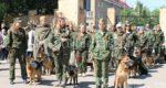 В Калининграде прошла акция, посвященная собакам, принимавшим участие в Великой Отечественной войне