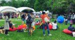 В Москве проходит благотворительный фестиваль «Собаки в городе. Снова!»