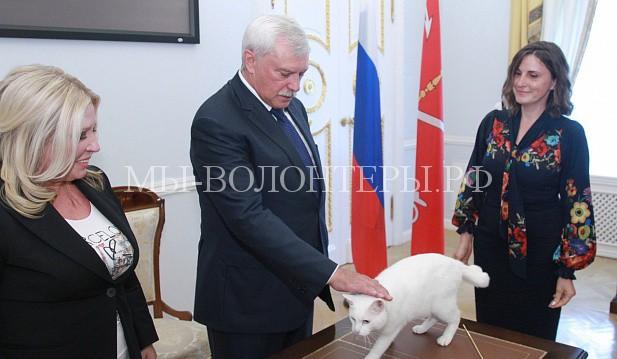 Декларацию обращения с животными подписали в Санкт-Петербурге