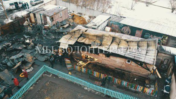 Пожар в приюте для животных «Счастливый друг» — трагедия в Нижних Мневниках