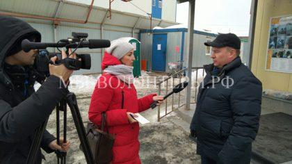 ТВ «Щербинка» (ТиНАО, Москва) сделали репортаж в приюте Щербинка