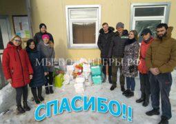 Активисты молодежной организации волонтеров Ю. Бутово в приюте Щербинка - спасибо за работу и помощь приюту!
