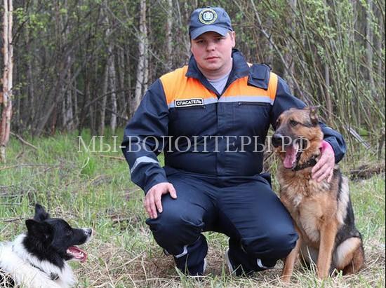 Спасатель-кинолог организовал кормушки для бездомных животных в своем городе